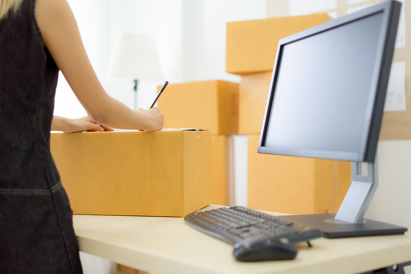 shipping packages easily with Hitchmail