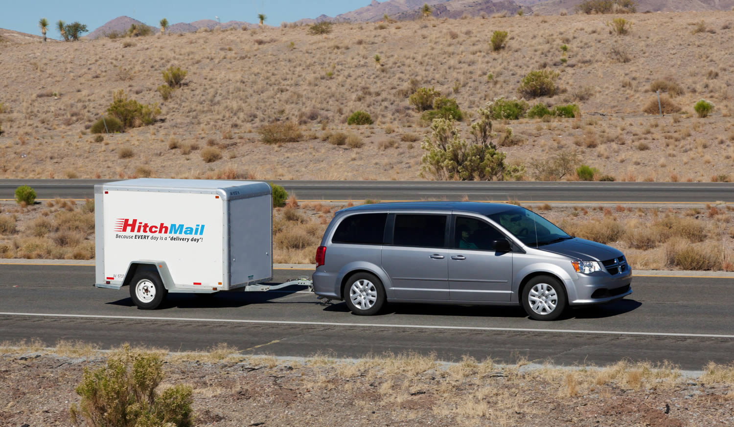 Hitchmail Trailer